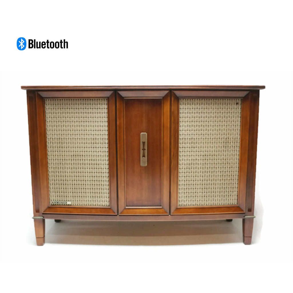 The Vintedge Co™ - Mid Century Vintage RCA Record Changer Player Stereo Console