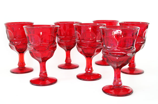 The Party Tray | Silver Rim Glass Set   Various Sizes   S/24