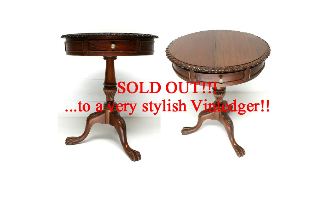SOLD - 1920's Antique Table