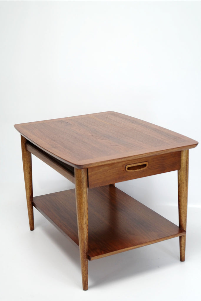 SOLD | 60's Mid Century Side Table w/Drawer