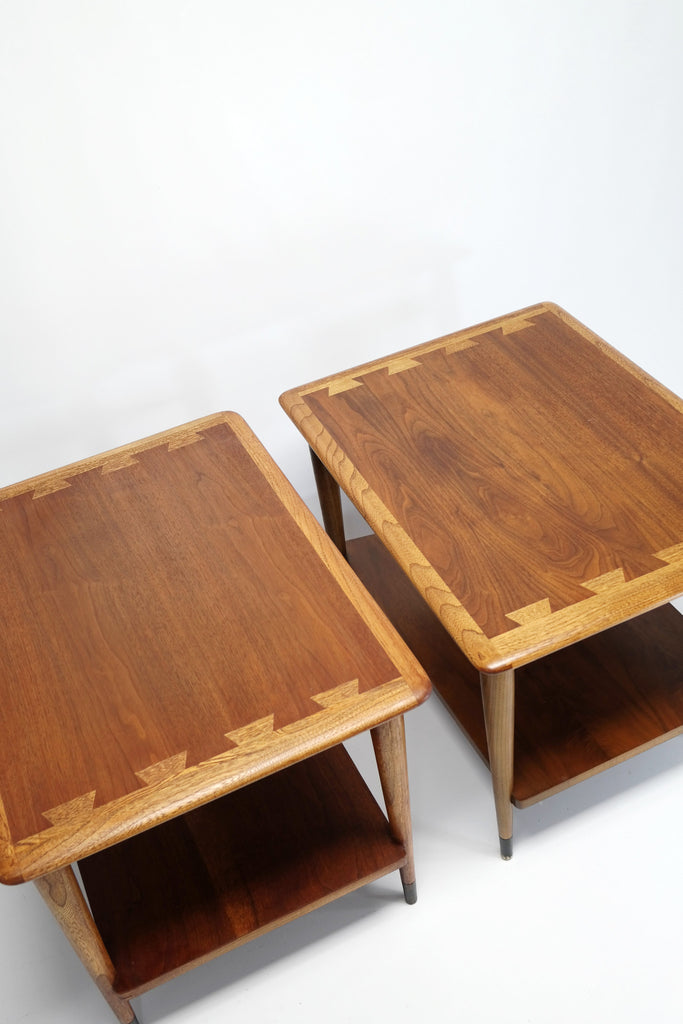 SOLD | 60's Lane Acclaim Side Table Pair