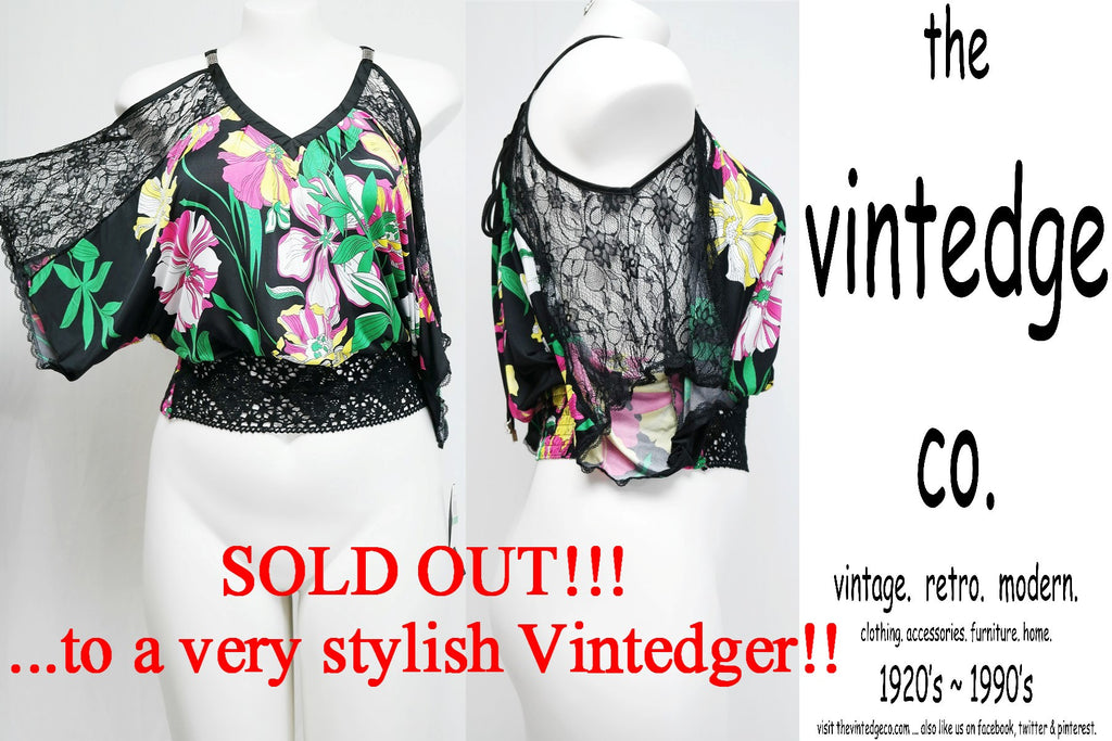 SOLD - Womens Baby Phat Top