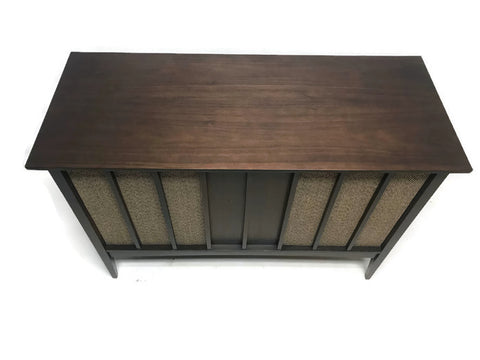 **SOLD OUT** PENNECREST Vintage 60s Stereo Console Record Player Changer AM FM Bluetooth