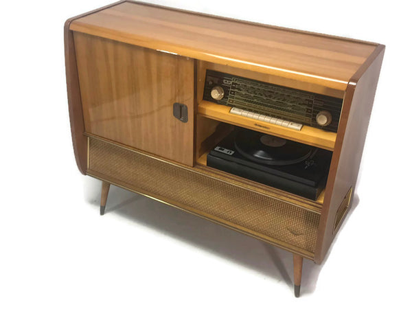 Sold Out Korting Delmonico 60s Mid Century Stereo