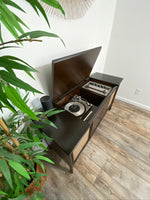 **SOLD OUT**  GE Tonal-1 Vintage Stereo Console 60s Record Player Changer AM FM Bluetooth Alexa