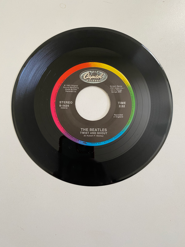 Beatles, The - Twist and Shout | 45