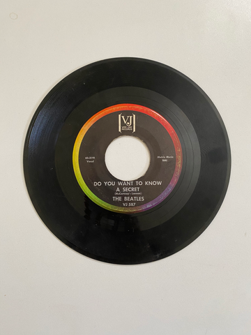 Beatles, The - Do You Want to Know a Secret | 45