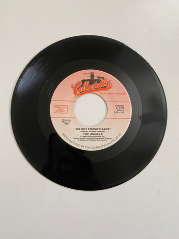 Angels, The - My Boyfriend's Back | 45