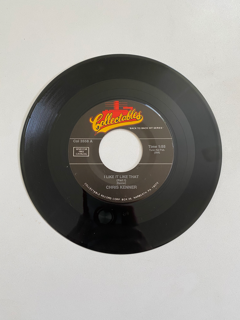 Chris Kenner - I Like It Like That | 45