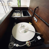 **NOW AVAILABLE**  ZENITH 60s Mid Century Stereo Console Record Player AM FM Bluetooth Alexa