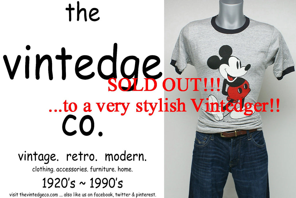 SOLD - Vintage Mens T-Shirt
