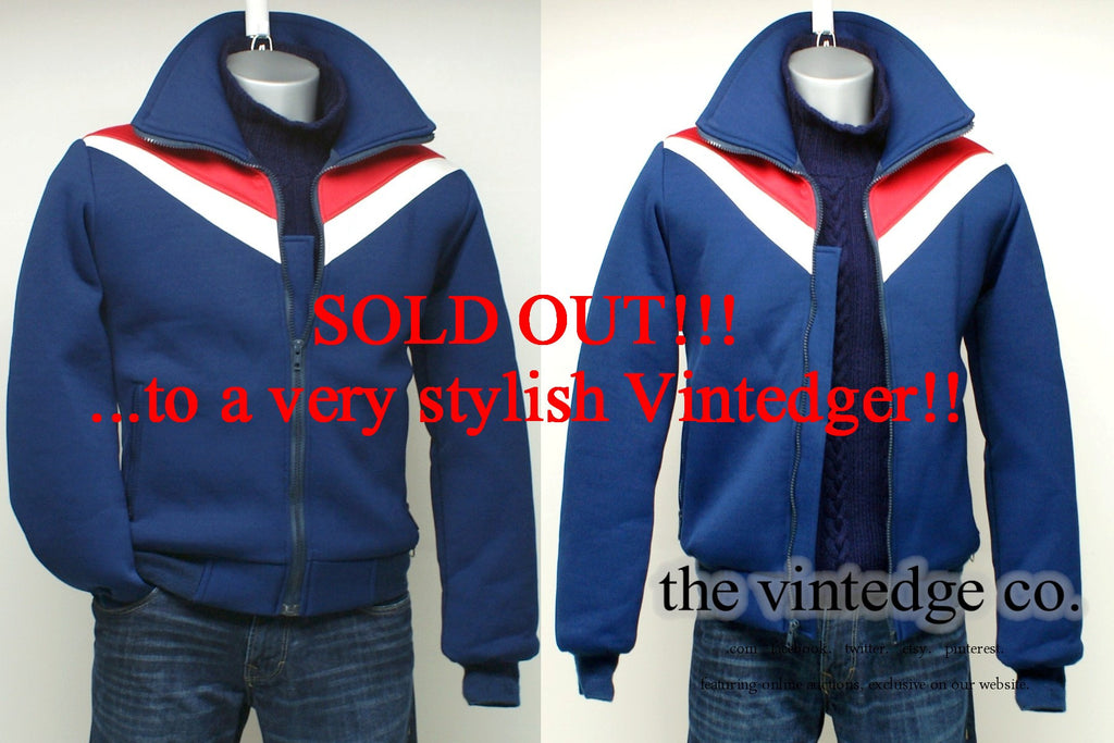 SOLD - Vintage Mens Ski Jacket