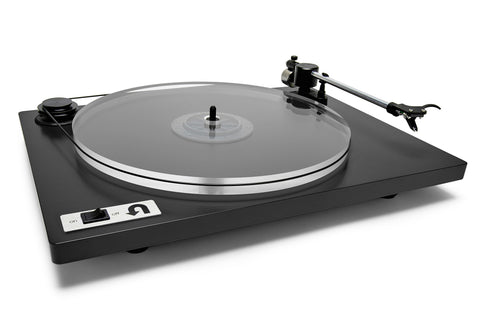 U-turn Orbit Plus w- Built in Preamp Turntable Black