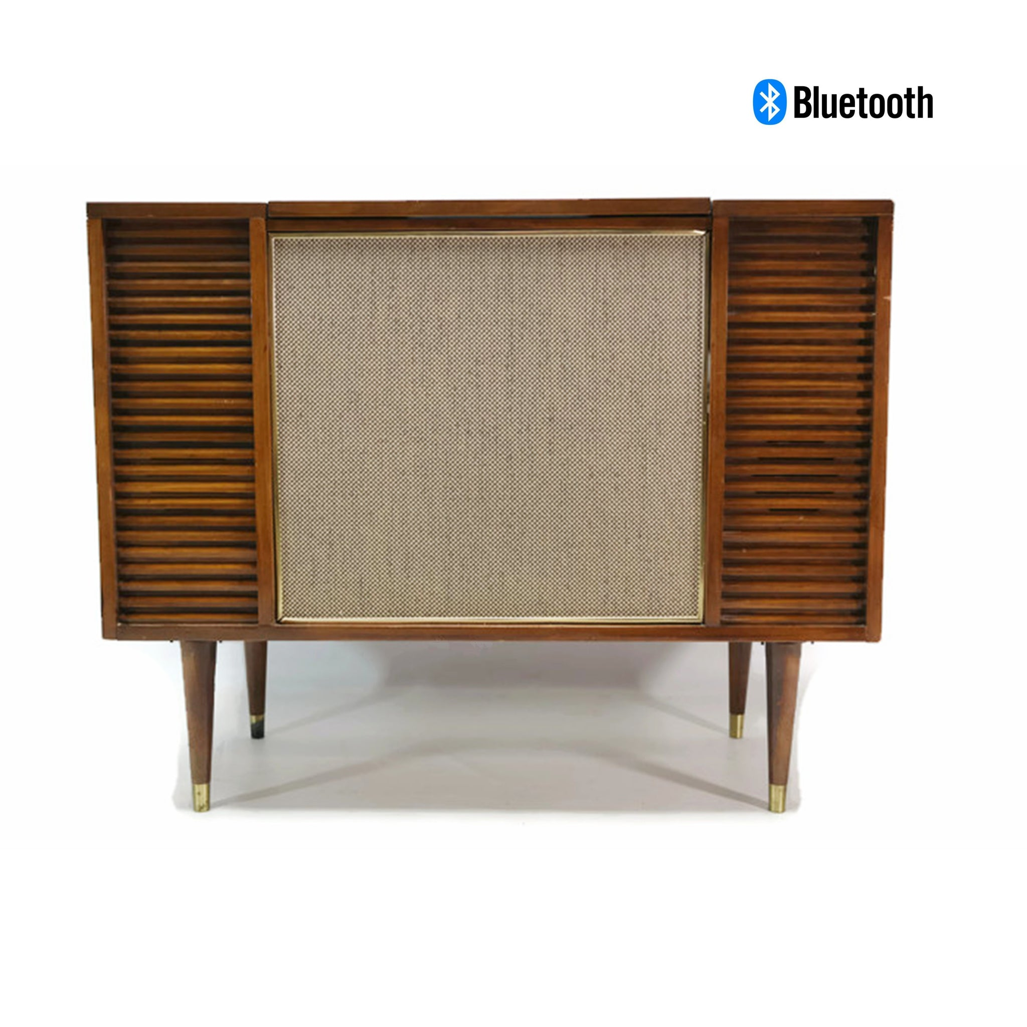 stereo on andrea cabinet find s pretty required p fun pattern no vintage
