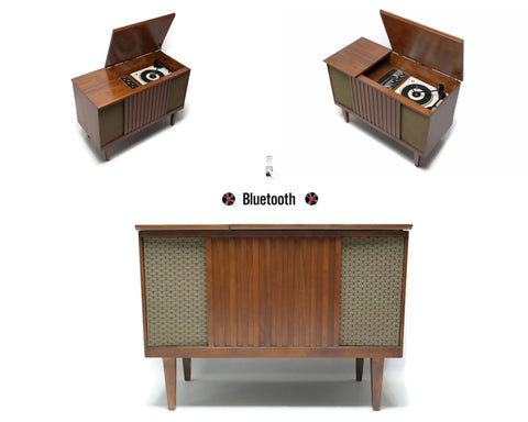 **SOLD OUT** DuMont Petite Mid Century Stereo Console Record Player Changer