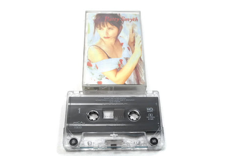PATTY SMYTH - Vintage Cassette Tape - PATTY SMYTH