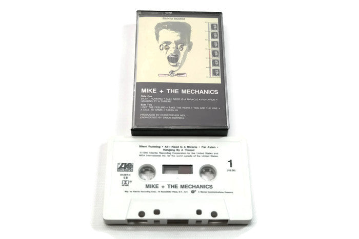 MIKE & THE MECHANICS - Vintage Cassette Tape - ALL I NEED IS A MIRACLE