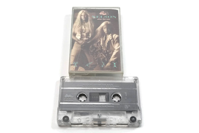 NELSON - Vintage Cassette Tape - AFTER THE RAIN