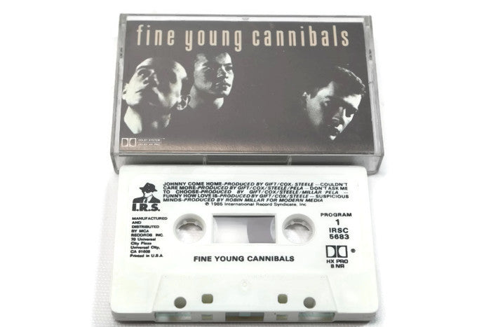 FINE YOUNG CANNIBALS - Vintage Cassette Tape - FINE YOUNG CANNIBALS
