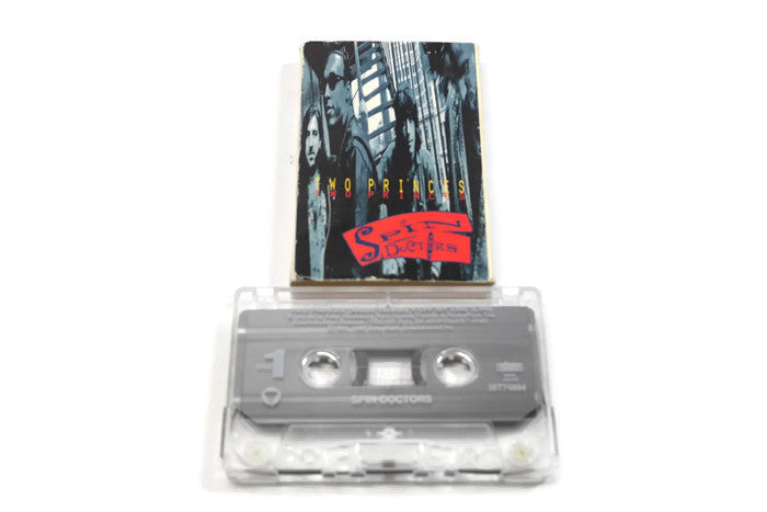 SPIN DOCTORS - Vintage Cassette Tape - TWO PRINCES