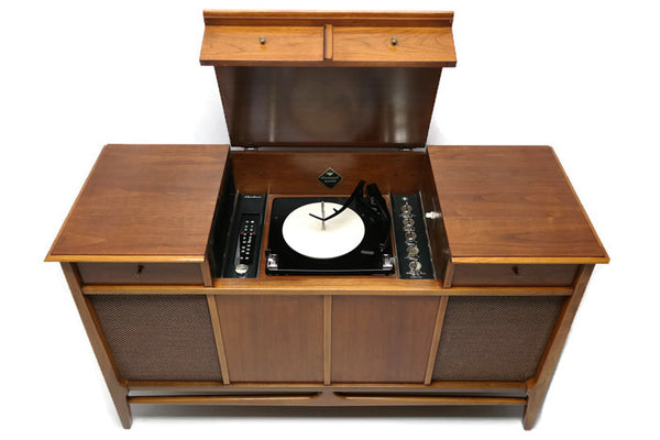 Sold Out Airline Vintage 50s 60s Record Player Changer