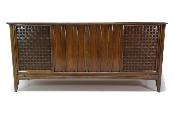 NOW AVAILABLE** DuMONT Mid Century Vintage Record Player Changer ...
