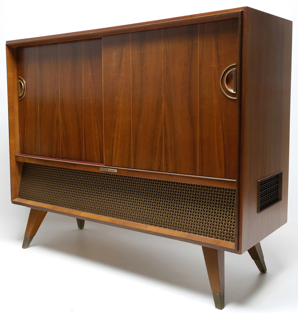 MCM STEREO - 60's - Mid Century Grundig Majestic Stereo – The ...