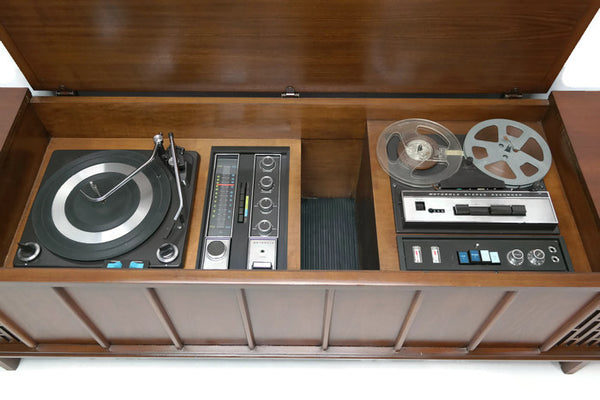Sold Out Motorola Deluxe Reel 2 Reel Stereo Console