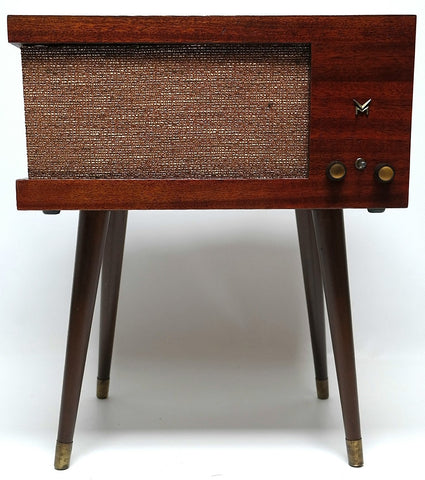 Mid Century Modern Voice Of Music Record player