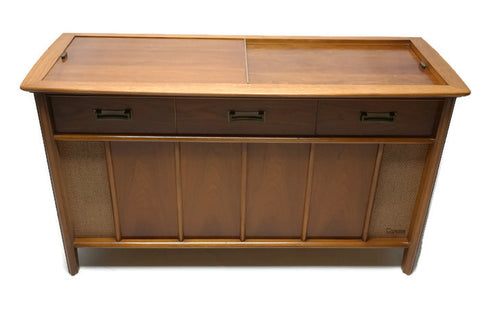 **SOLD OUT** Mid Century Vintage MAGNAVOX Record Changer Player Stereo Console