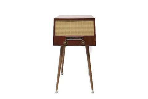 **COMING SOON** SILVERTONE Mid Century Hi-Fi Record Player Changer