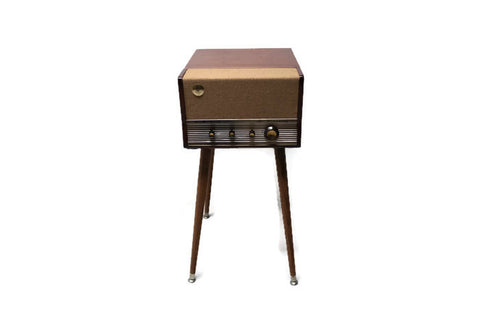 **COMING SOON** EMERSON Mid Century Vintage Hi-Fi Record Player Changer