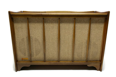 **NOW AVAILABLE** VOICE OF MUSIC Vintage Record Player Changer Stereo Console