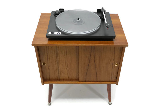 Sold Out The Vintedge Co Retro Record Player Stand Lp Storage Cabinet