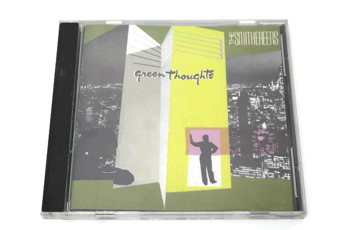 THE SMITHEREENS - Compact Disc CD - GREEN THOUGHTS