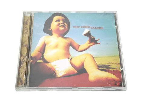 THE CURE - Compact Disc CD - GALORE
