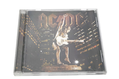 AC / DC - Compact Disc CD - STIFF UPPER LIP