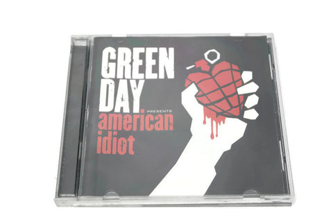 GREEN DAY - Compact Disc CD - AMERICAN IDIOT