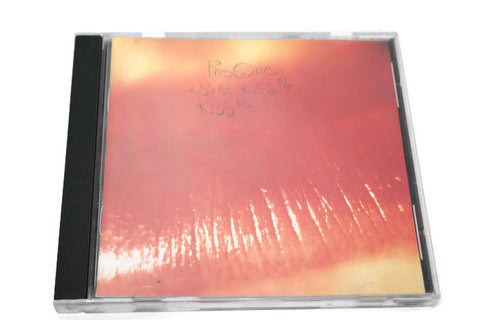 THE CURE - Compact Disc CD - KISS ME KISS ME KISS ME