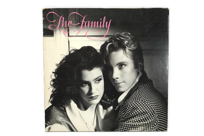 THE FAMILY - Vintage Record Vinyl Album - PRINCE / PAISLEY PARK RECORDS