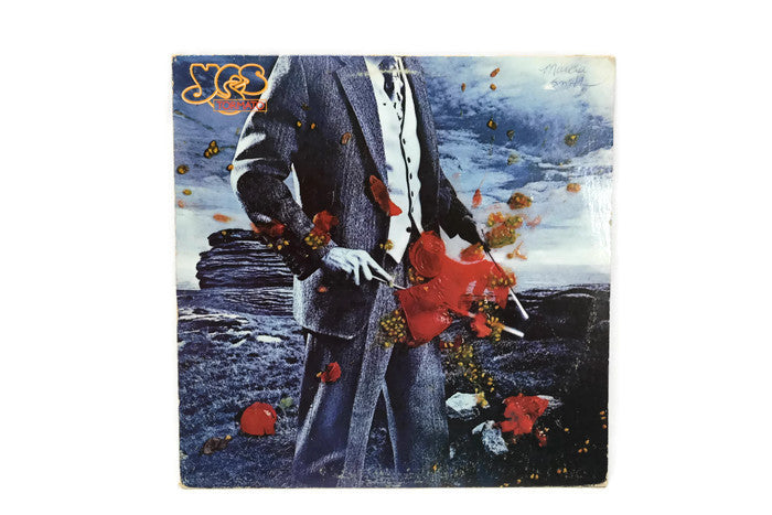 YES - Vintage Record Vinyl Album - TORMATO