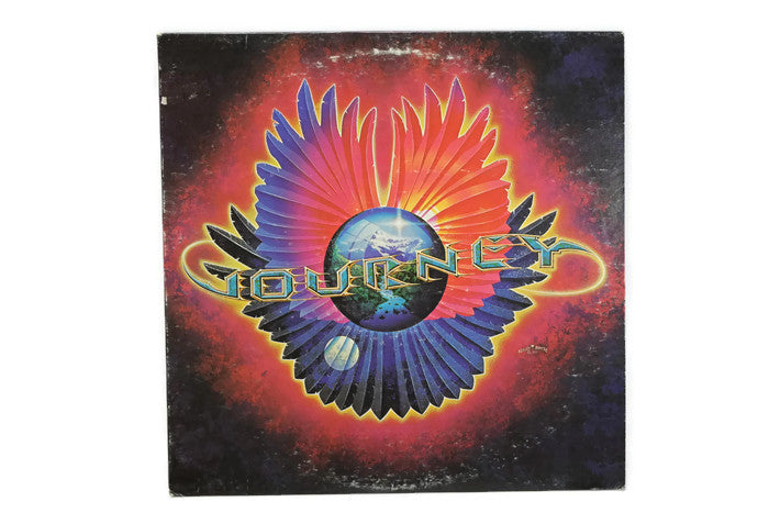 JOURNEY - Vintage Record Vinyl Album - INFINITY