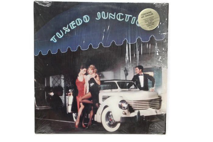 TUXEDO JUNCTION - Vintage Record Vinyl Album - TUXEDO JUNCTION