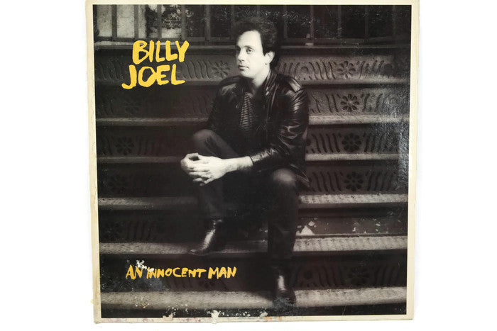 BILLY JOEL - Vintage Record Vinyl Album - AN INNOCENT MAN