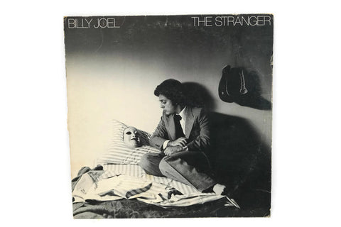BILLY JOEL - Vintage Vinyl Record Album - THE STRANGER