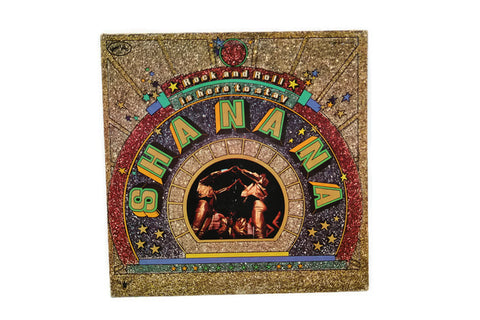 SHA NA NA - Vintage Record Vinyl Album - ROCK AND ROLL IS HERE TO STAY