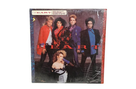 HEART - Vintage Record Vinyl Album - HEART