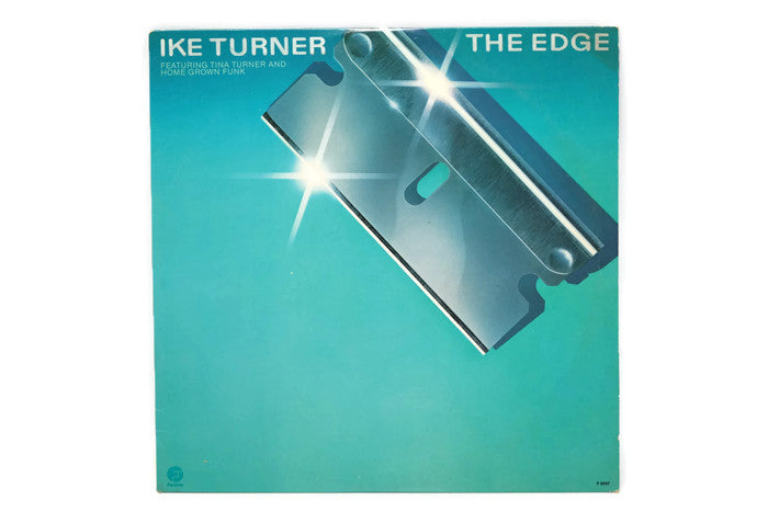 IKE TURNER - Vintage Vinyl Record Album - THE EDGE