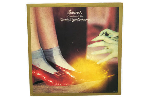ELECTRIC LIGHT ORCHESTRA - Vintage Vinyl Record Album - ELDORADO