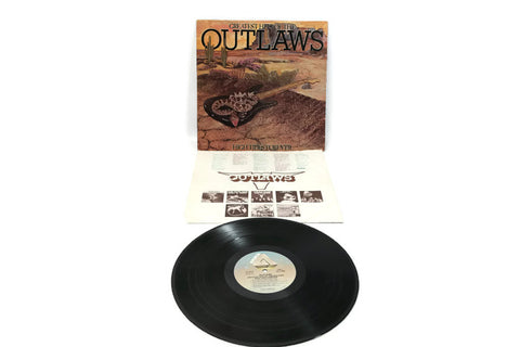 THE OUTLAWS / GREATEST HITS - Vintage Vinyl Record Album - HIGH TIDES FOREVER